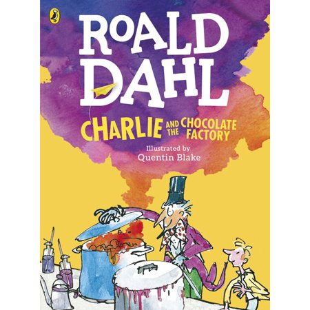 Charlie and the Chocolate Factory (Colour Edition) -
