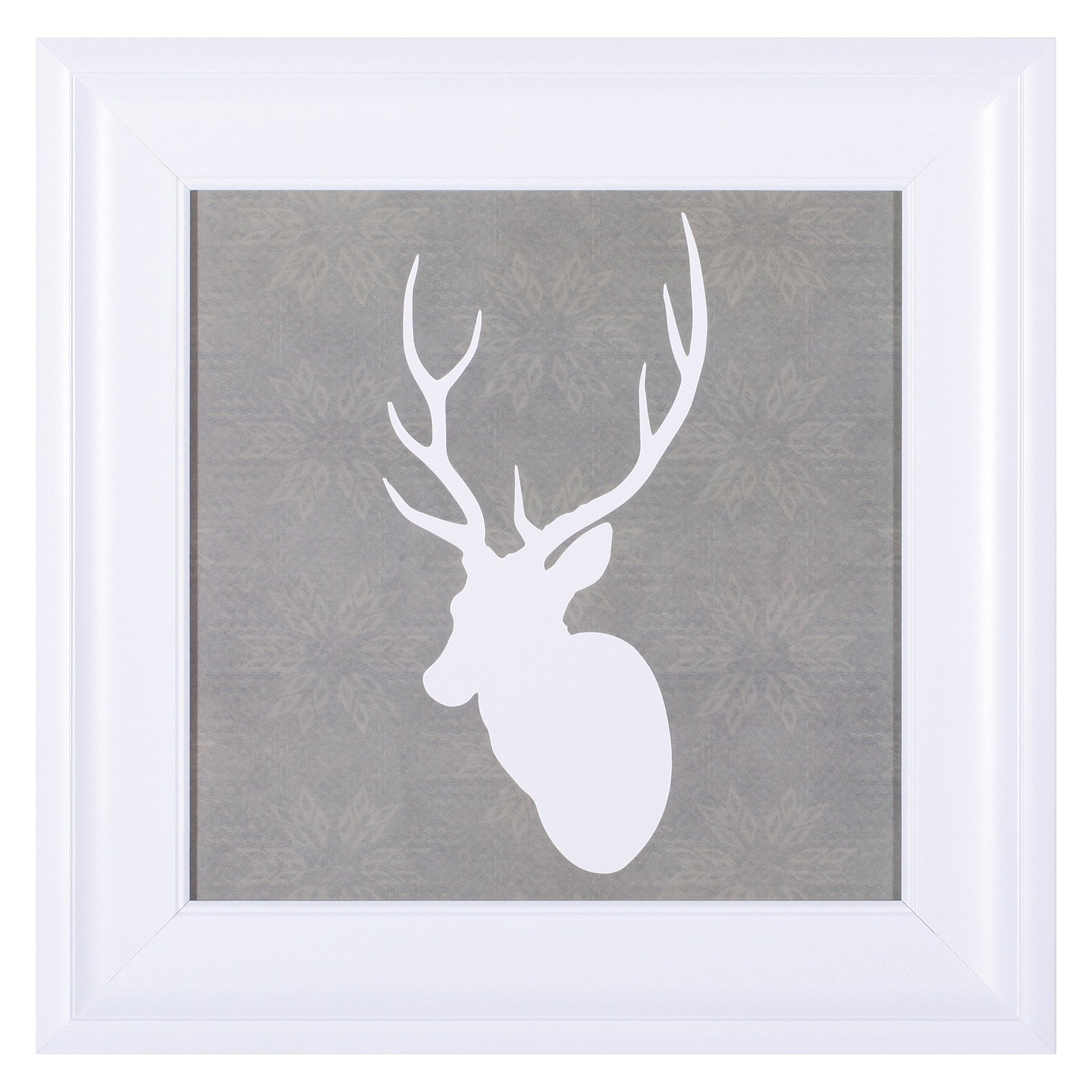 Art Effects Buck I Framed Wall Artwork by Art Effects