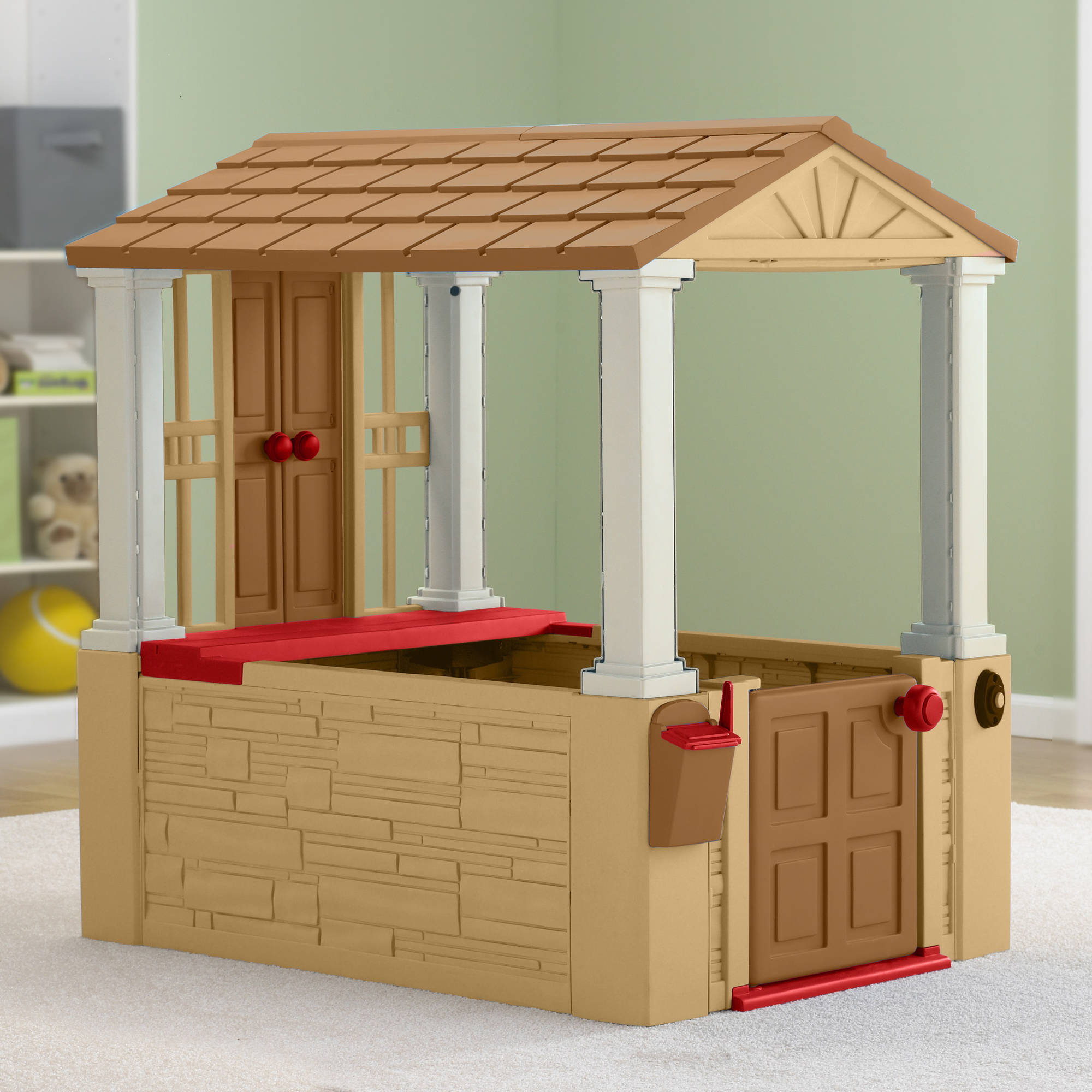 American Plastic Toys Playhouse