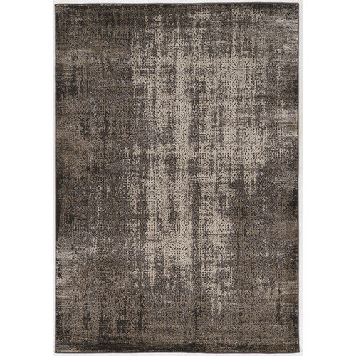 Linon Rugs Jewell Gray Area Rug