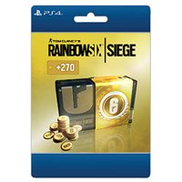 TOM CLANCY'S RAINBOW SIX SIEGE 2670 (2400+270) R6 CREDITS, Ubisoft, PlayStation [Digital Download]