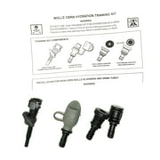 Camelbak Hydrolink Foliage Bite Valve quick release Type A & M Mask adapters