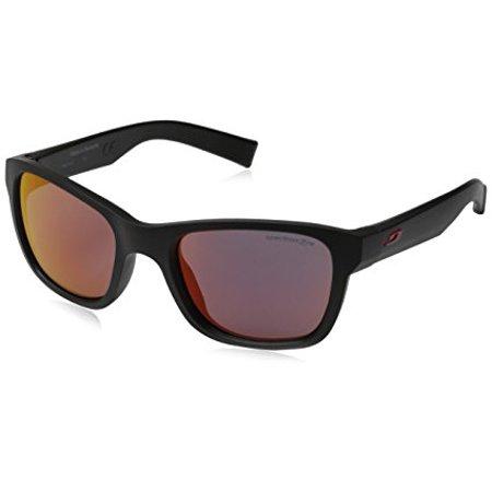 Julbo J4669314 Kid's Reach L Sunglasses with Spectron 3+ Lens in Matte Black Julbo Kids Sunglasses