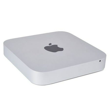 Certified refurbished Grade B Apple Mac mini Core i7-2635QM Quad-Core 2.0GHz 4GB 2x500GB Mini Desktop (Server) (Mid 2011)