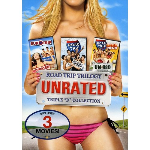Road Trip Trilogy (Unrated): Eurotrip / Road Trip - Beer Pong / Road Trip (Widescreen)
