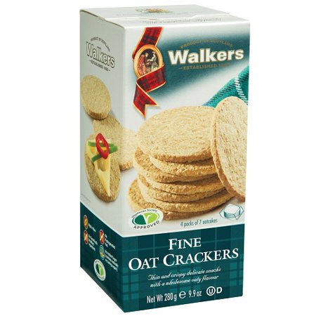 Walkers Fine Oat Crackers 9.9oz (3 Pack)](Clackers For Sale)
