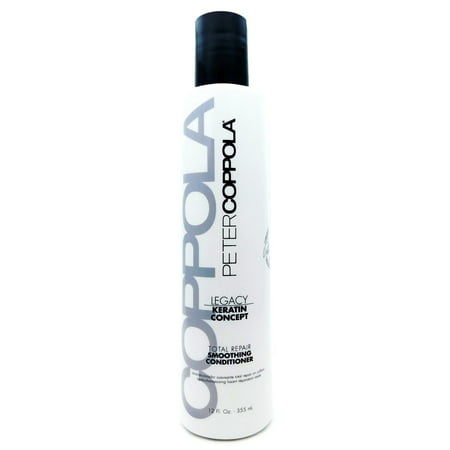 Peter Coppola Legacy Keratin Concept Total Repair Smoothing Conditioner 12 Fl