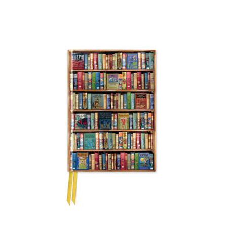 Bodleian Library: Hobbies and Pastimes Bookshelves (Foiled Pocket Book) ()