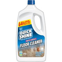 Quick Shine Multi-Surface Floor Cleaner, 64 Oz