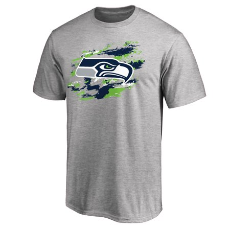 Seattle Seahawks NFL Pro Line True Color T-Shirt - Heathered Gray - Seattle Seahawks Gear