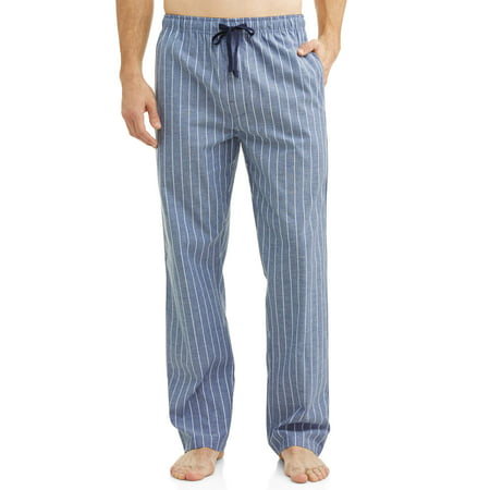 Hanes Mens Woven Sleep Pant with Stretch](Personalized Mens Pajamas)