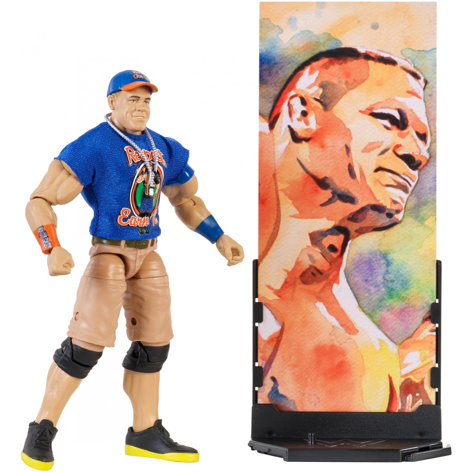 WWE Elite Collection Action Figures (Styles May Vary)