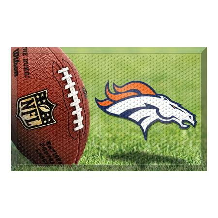 NFL - Denver Broncos Scraper Mat 19