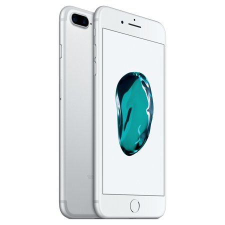 Straight Talk Prepaid Apple iPhone 7 Plus 32GB, Silver