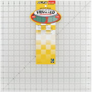 """OLFA Frosted Advantage Non-Slip Ruler, """"The Workhorse"""""""