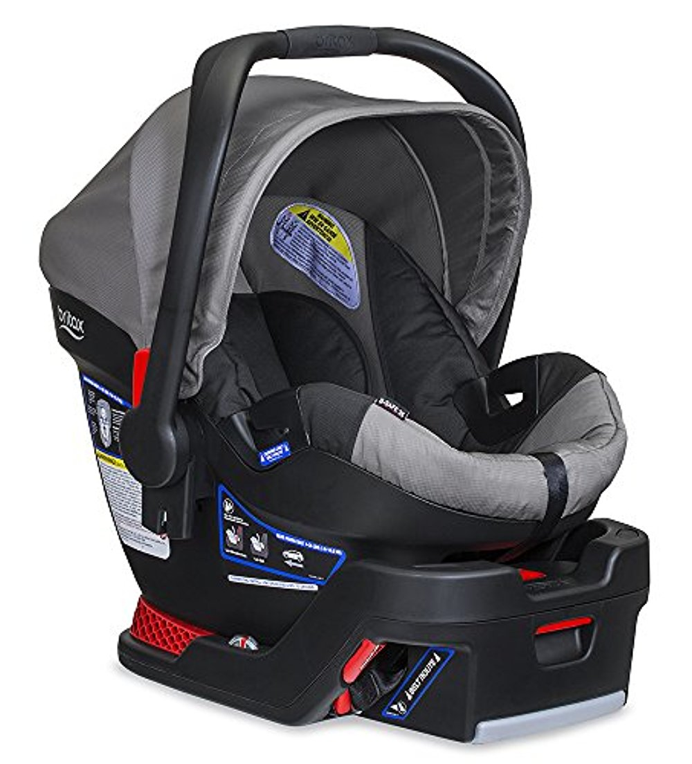 Britax B-Safe 35 Infant Car Seat, Choose Your Color