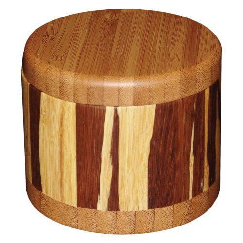 Totally Bamboo NewBoo Salt Box