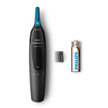 Philips Norelco Nose, ear and eyebrow trimmer 1700, (Best Ear Nose Trimmer)