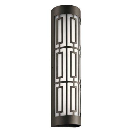 Kichler Led Plug (Kichler Empire 20 in. Outdoor Wall LED Light )