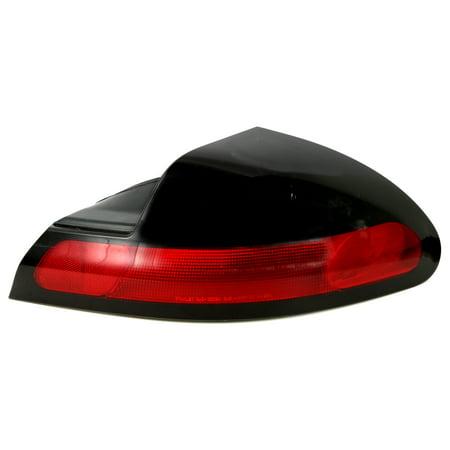 1997-2000 Dodge Avenger Single Right Tail Light Lamp W/ Bulbs Included 043-1627 Dodge D50 Tail Light