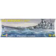 Plastic Model Kit USS Missouri Battleship 1:535
