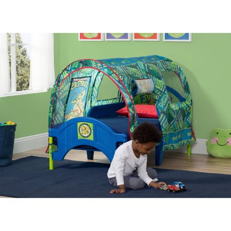 Nickelodeon Teenage Mutant Ninja Turtles Toddler Tent Bed