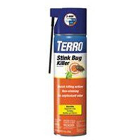 16Oz Terro Stink Bug Killer Aerosol ()