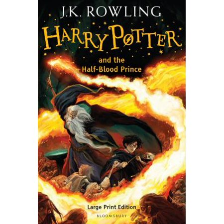 Harry Potter And The Half Blood Prince  Harry Potter 6   Hardcover
