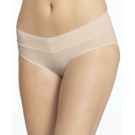 410b377d7 Blissful Benefits by Warner s - no muffin top hipster panties - Walmart.com