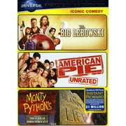 Iconic Comedy Spotlight Collection by UNIVERSAL HOME ENTERTAINMENT