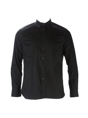 Reaction Kenneth Cole Solid Stretch Button Down Shirt