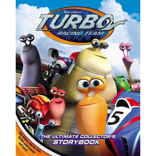 Turbo the Ultimate Collector's Storybook
