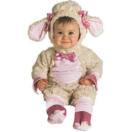 Costume - Lucky Lil Lamb - Newborn - 0-6 (Lucky Lil' Lamb Costumes)