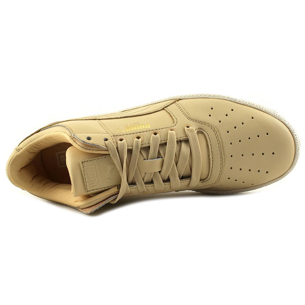 Puma Men's Sky Ii Lo Tan Ankle-High Leather Fashion Sneaker - 9.5M