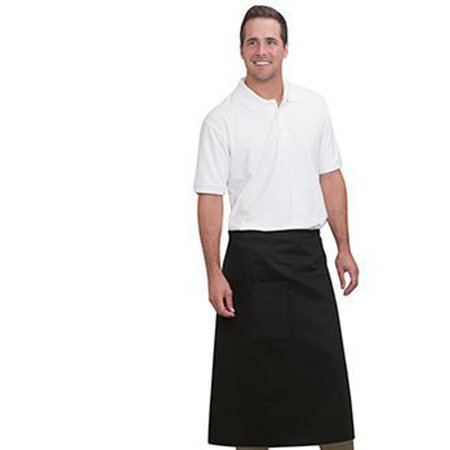 Otto Cap 7.5 oz. One Pocket Full Length Bistro Aprons - Hat / Cap for Summer, Sports, Picnic, Casual wear and Reunion etc