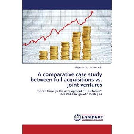 Joint Venture Case Study Essay Example | Graduateway
