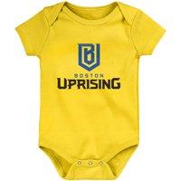 Boston Uprising Infant Overwatch League Team Identity Bodysuit - Yellow
