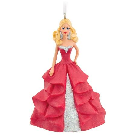 Hallmark Disney Barbie Christmas Ornament - Hallmark Disney Barbie Christmas Ornament - Walmart.com