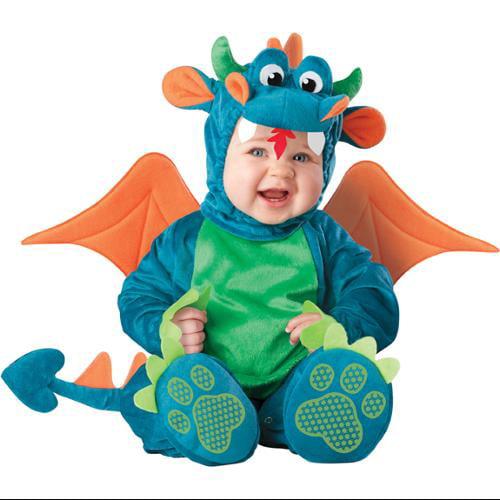 Baby Dragon Fantasy Animal Halloween Costume 18-2T Large