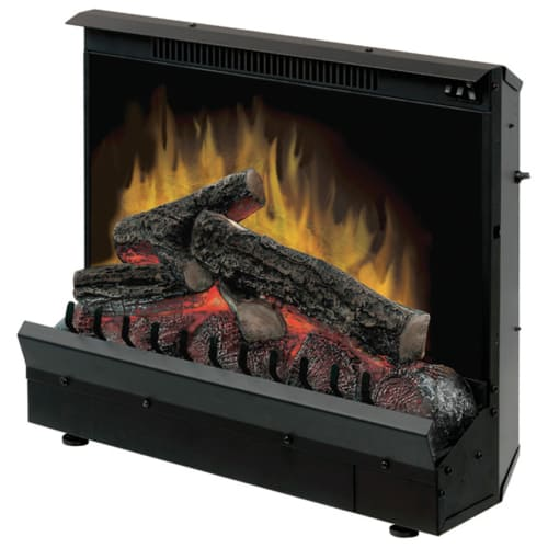 """Dimplex DFI2309 23"""" Insert Electric Fireplace - Standard Version without LED Logs"""