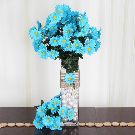 Efavormart 88 Artificial Gerbera Daisy Flowers for DIY Wedding Bouquets Centerpieces Arrangements Party Home Decorations Wholesale