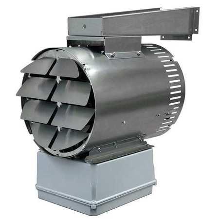 Electric Washdown Heater,17060 BtuH,480V QMARK QWD05432BTLS