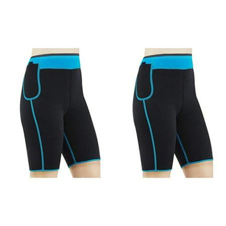 Unique Womens Anti Cellulite Weight Loss Hot neoprene - Anti Cellulite Shorts