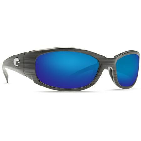 17dc0498ca247 Costa Del Mar - Costa Del Mar Hammerhead Silver Teak Sunglasses -  Walmart.com