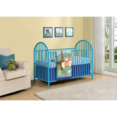 Cosco Maxwell Metal Crib, Multiple Colors