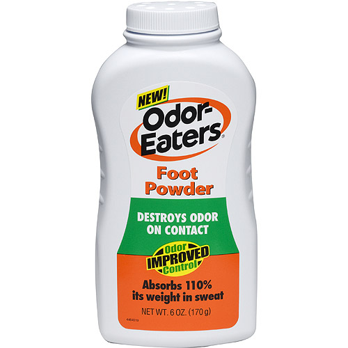 Odor-Eaters Deodorant Foot Powder 6oz., 2-Pack