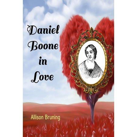 Daniel Boone in Love - eBook
