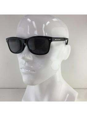 bf49ec427 Product Image Ermenegildo Zegna EZ 0001-F 01D Black Silver Plastic  Sunglasses 58mm