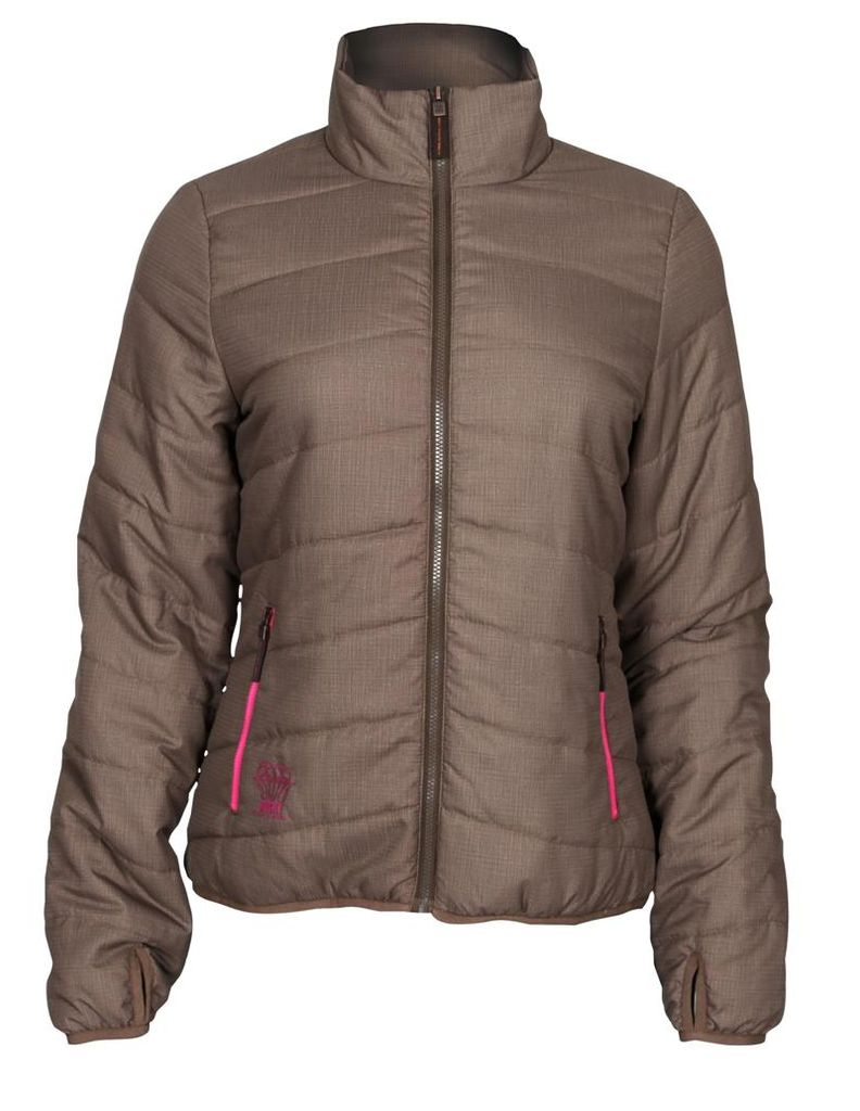 Rocky Outdoor Jacket Womens Athletic Mobility Level 2 Quilted HW00131 by Rocky