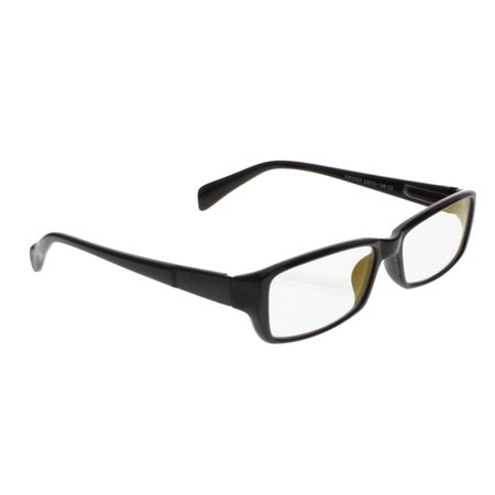 3cdef998099a Sheer Vision - Night Driving Glasses with Clear Poly Double Sided Anti-reflective  Coating - Plastic Frame - 53-16-140 - Walmart.com